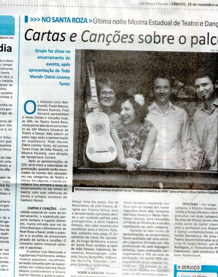 Jornal A União - João Pessoa