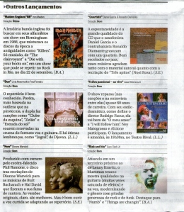 O Globo 16 de abril de 2013
